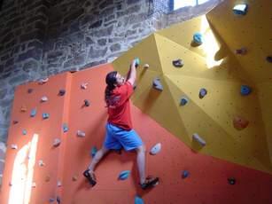 Cyril Sochor na stěně