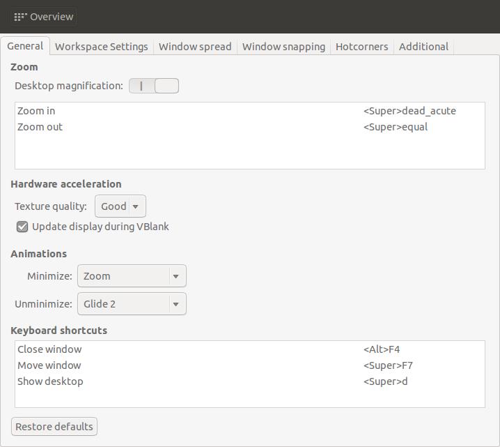 Ubuntu 13 04 and IntelliJ Idea shortcut binding - Myšlenky